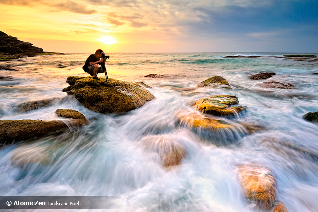 We are seascape photographers